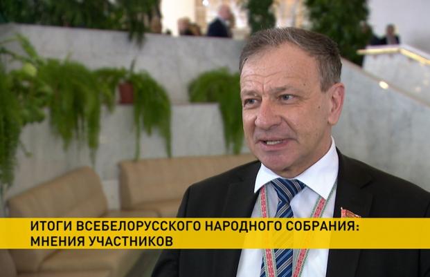 Виктор Николайкин: Наша страна находится на правильном пути