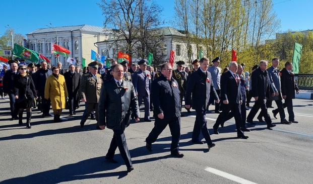 76-я годовщина Победы советского народа в Великой Отечественной войне