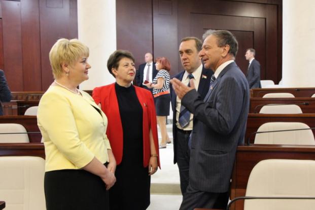 4 августа 2020 года третья внеочередная сессия Палаты представителей Национального собрания Республики Беларусь седьмого созыва завершила свою работу