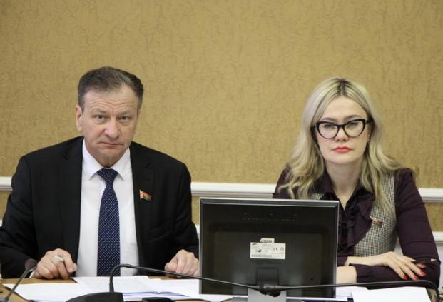 Заседание рабочей группы по подготовке ко второму чтению проекта Закона Республики Беларусь «Об изменении законов по вопросам рекламы»